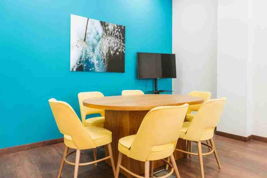 meeting room marbella